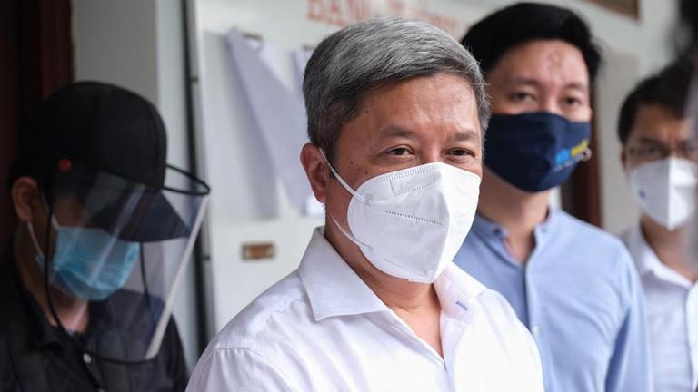 Thứ trưởng Nguyễn Trường Sơn kêu gọi khẩn cấp tham gia lực lượng chống dịch cùng TP.HCM