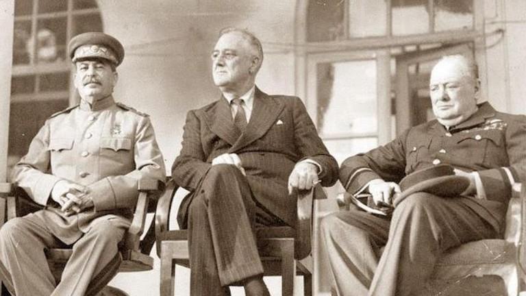 Số phận thế giới được định đoạt tại hội nghị quốc tế Tehran 1943 như thế nào?