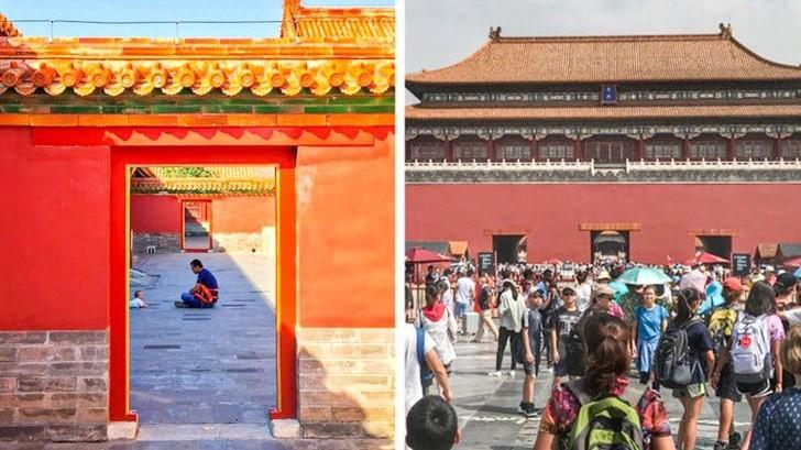 16 địa điểm du lịch nổi tiếng mạng xã hội khiến du khách thất vọng