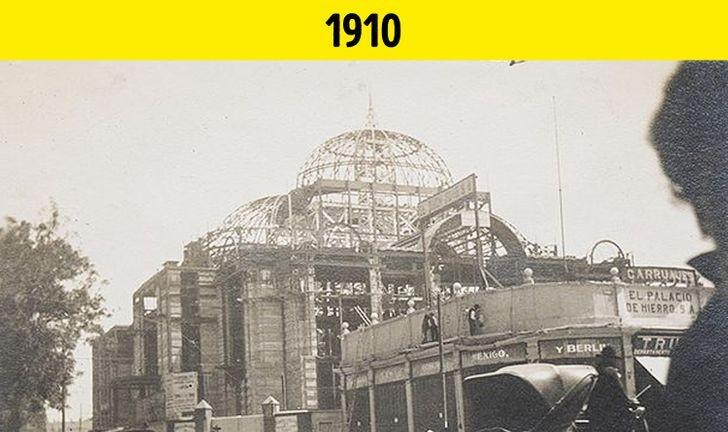 Phát sốt vì 20 bức ảnh chứng minh sự chuyển mình của thế giới 100 năm qua