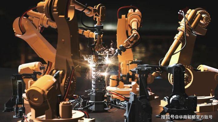 Ngành sản xuất robot công nghiệp của Trung Quốc