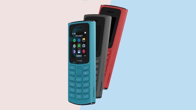 Nokia gần đây ra mắt hai chiếc điện thoại phổ thông mới: Nokia 105 4G và Nokia 110 4G.