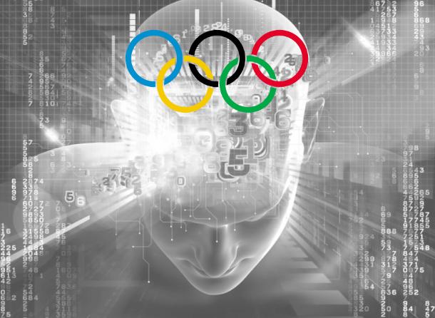 Công nghệ thay đổi bộ mặt của Thế vận hội Olympic.