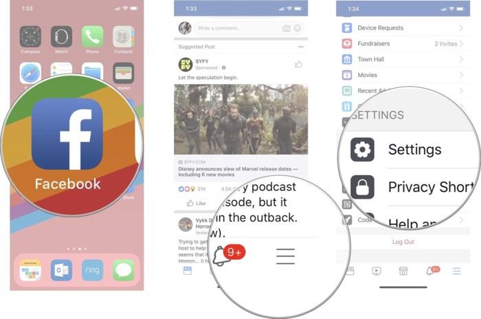 Cách ngăn không cho Facebook theo dõi vị trí ảnh 4