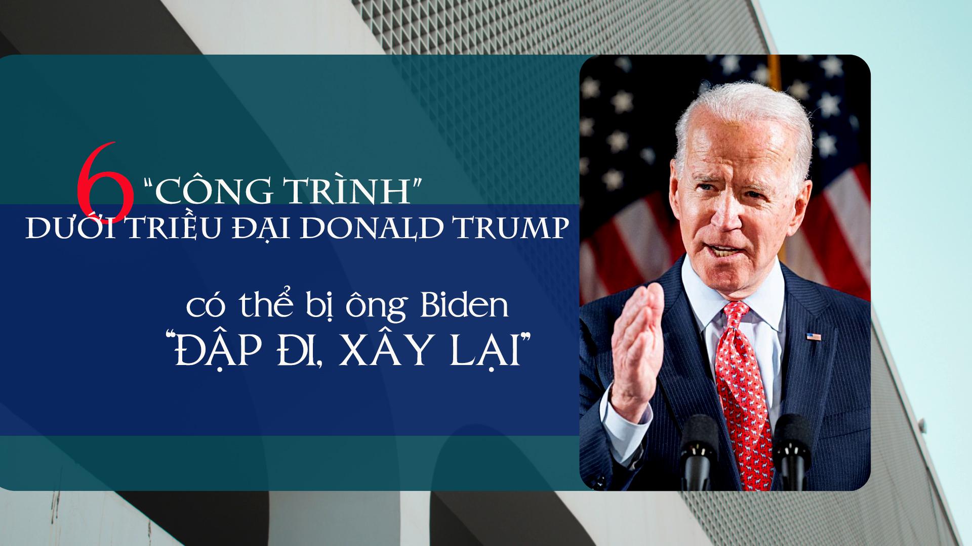 Ông Biden có thể sẽ tiến hành nhiều cải cách