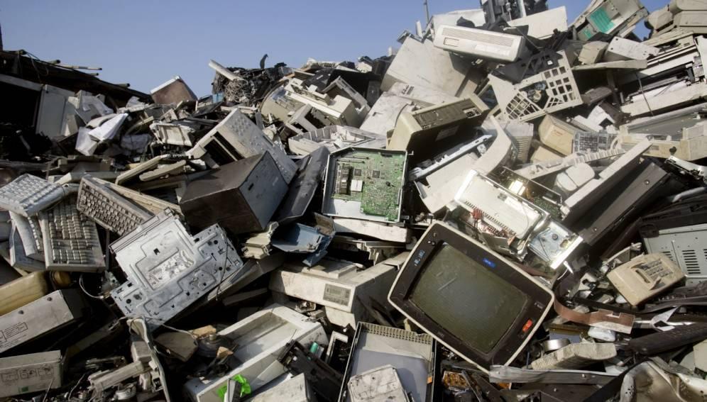 Rác thải điện tử đang trở thành nỗi lo của xã hội hiện đại