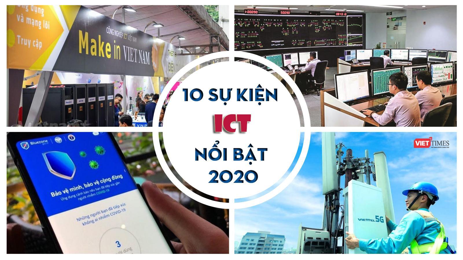 10 sự kiện ICT