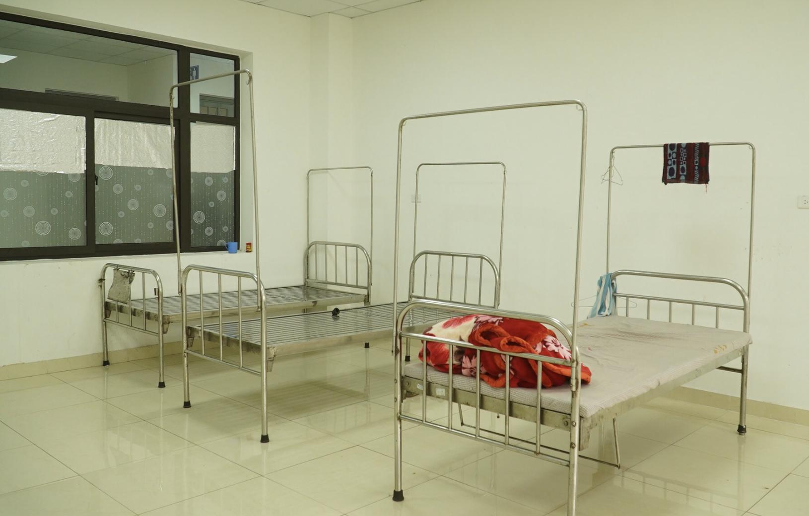 Phòng bệnh của đối tượng Nguyễn Xuân Quý (Ảnh - Minh Nhân)