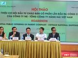 Hội thảo giới thiệu cơ hội đầu tư chào bán cổ phần lần đầu ra công chung của Công ty mẹ - Tổng công ty Hàng Hải Việt Nam