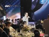 Chủ tịch Tập đoàn FLC - ông Trịnh Văn Quyết - phát biểu chia sẻ tại buổi lễ giới thiệu cơ hội đầu tư mã cổ phiếu FHH của FLC Homes