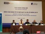 """Toàn cảnh buổi tọa đàm """"Công bố Báo cáo Kinh tế Vĩ mô Quý IV và cả năm 2019"""" của VEPR"""