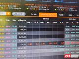 Chỉ số VN-Index giảm gần 60 điểm trong phiên 9/3/2020 (Ảnh chụp màn hình)