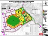 Quy hoạch 1/2000 dự án Khu du lịch sinh thái và biệt thự nhà vườn cao cấp Đồi Hoa Sim (Ảnh chụp màn hình - VT)