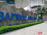 Trụ sở Bamboo Airways tại số 265 đường Cầu Giấy, Hà Nội (Ảnh: L.M)