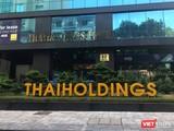Tòa nhà Thaiholdings Tower (Ảnh: H.B)