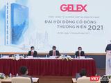Ban chủ toạ ĐHĐCĐ thường niên năm 2021 của Gelex (Ảnh chụp màn hình)