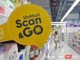 """Dịch vụ mua sắm siêu tốc Scan&Go tại VinMart được giới thiệu là """"anh em"""" của Amazon Go, 7-Eleven Scan&Pay."""