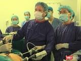 Phẫu thuật tiêu hóa cho một bệnh nhân người Đức