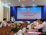 GS.TS. Tạ Thành Văn – Hiệu trưởng Trường Đại học Y Hà Nội - đánh giá cao sự hợp tác Viện - Trường trong đào tạo.