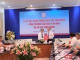 Trường Đại học Y Hà Nội ký kết hợp tác toàn diện với 12 bệnh viện là cơ sở thực hành của Trường trên địa bàn Hà Nội
