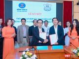 Lễ ký kết hợp tác toàn diện giữa Trường Đại học Y Hà Nội với Bệnh viện K