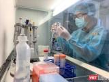 Xét nghiệm SARS-CoV-2 tại Trường Đại học Y Hà Nội