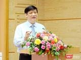 GS.TS. Nguyễn Thanh Long chính thức trở thành Bộ trưởng Bộ Y tế
