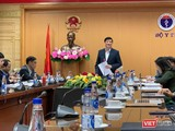 Bộ trưởng Bộ Y tế Nguyễn Thanh Long chủ trì hội nghị về phòng, chống dịch COVID-19 dịp Tết