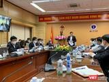 Bộ trưởng Bộ Y tế Nguyễn Thanh Long đã chủ trì cuộc họp đột xuất với Hải Dương và Quảng Ninh để ứng phó với tình hình dịch COVID-19