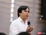 """Ông Tô Văn Hùng, Giám đốc Sở TN-MT TP Đà Nẵng trả lời về nguyên nhân tại sao đại gia Dũng """"lò vôi"""" rút dự án thí điểm xử lý môi trường nước tại các hồ Đà Nẵng"""