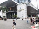 Trung tâm hành chính TP Đà Nẵng