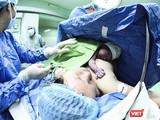 Ca sinh bằng kỹ thuật thụ tinh trong ống nghiệm được thực hiện tại Bệnh viện Phụ sản-Nhi Đà Nẵng