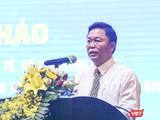 Ông Lê Trí Thanh - Phó Bí thư Tỉnh ủy, Phó Chủ tịch UBND tỉnh Quảng Nam phát biểu khai mạc sự kiện