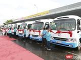Từ ngày 13/5, Quảng Nam tạm dừng vận tải xe khách đến các địa phương có dịch (ảnh minh hoạ)