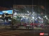 Quán nhậu trên đường Nguyễn Tất Thành sau khi Nghị định 100/2019/NĐ-CP có hiệu lực.