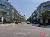 Một góc Dự án khu nhà phố và biệt thự bờ biển Thanh Bình được xây dựng trên diện tích 29 ha do Công ty THHH MTV Phát triển nhà Đa Phước thực hiện