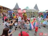 Lễ hội du lịch tại Sunworld Bà Nà Hills Đà Nẵng