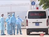 Cơ quan kiểm soát bệnh tật Đà Nẵng thực hiện giám sát phòng chống dịch COVID-19 trên địa bàn