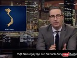 Dân chương trình kênh HBO hứng thú với bài hát Ghen Cô Vy - Việt Nam phòng ngừa Corona (ảnh chụp màn hình)