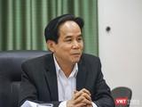 Bác sĩ Nguyễn Út - Phó Giám đốc Sở Y tế TP Đà Nẵng, Trưởng tiểu Ban điều trị (Ban Chỉ đạo phòng, chống dịch COVID-19 TP Đà Nẵng).