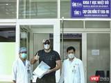 Chiều 3/4, bệnh nhân mắc COVID-19 thứ 68 ở Đà Nẵng được Bệnh viện Đà Nẵng cho xuất viện.