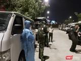 Lực lượng y tế đón, cách ly đoàn công dân từ nước ngoài về tại sân bay Đà Nẵng