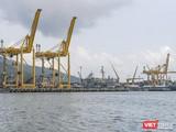 Một góc cảng Tiên Sa (Đà Nẵng)
