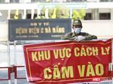 Khu vưc phong toả khi Đà Nẵng bùng phát dịch COVID-19 trên đian bàn lần 2
