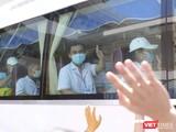 Đoàn bác sỹ ngành y tế Bình Định lên đường chi viện cho Đà Nẵng chống dịch COVID-19
