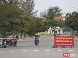 Khu vực cách ly phòng dịch COVID-19 trên địa bàn TP Đà Nẵng