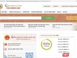 Cổng dịch vụ công trực tuyến tỉnh Quảng Nam