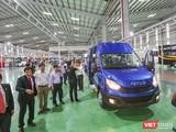 Dòng sản phẩm thương mại Mini Bus IVECO Daily do Thaco hợp tác với Iveco sản xuất