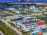 Một góc khu đô thị phía Tây Bắc TP Đà Nẵng kết hợp với Khu công nghệ cao Đà Nẵng