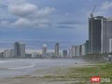 Một góc bãi biển du lịch Đà Nẵng